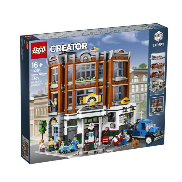 10264 - Officina - Lego Creator Expert - Toys Center LEGO CREATOR EXPERT Unisex 12+ Anni, 3-5 Anni, 5-8 Anni, 8-12 Anni ALTRI