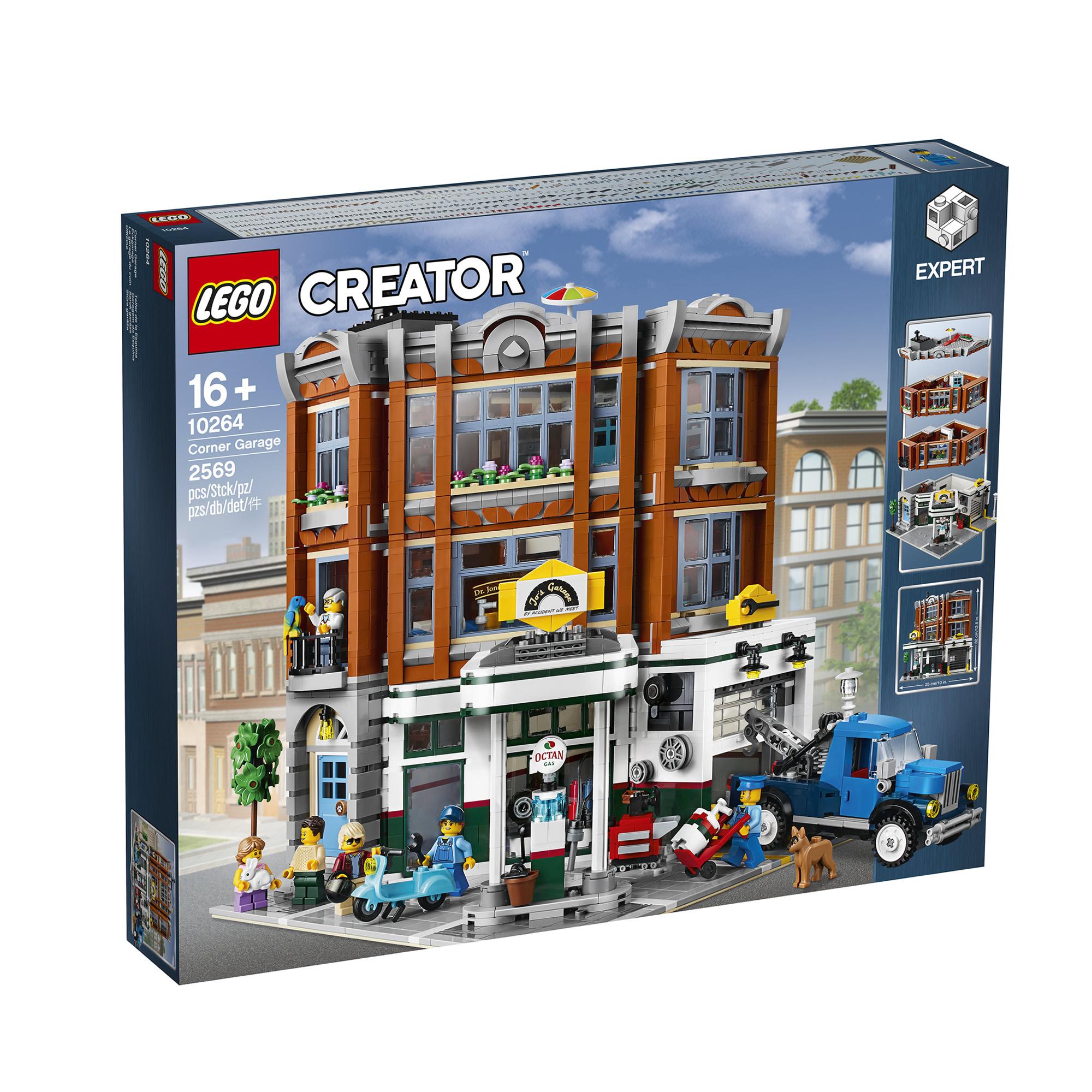 10264 - officina - lego creator expert - toys center - LEGO CREATOR EXPERT