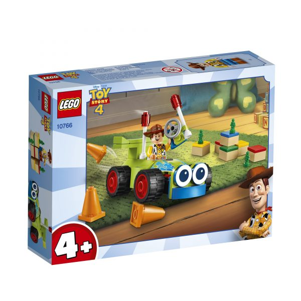 10766 - Woody e RC - Lego Juniors - Toys Center LEGO JUNIORS Unisex 12+ Anni, 3-5 Anni, 5-8 Anni, 8-12 Anni ALTRI