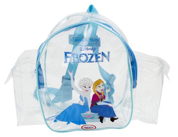 ZAINO CASCO E PROTEZIONI FROZEN - Disney - Toys Center Femmina 3-5 Anni, 5-8 Anni Disney Frozen Disney