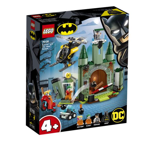 LEGO Batman e la fuga di Joker - 76138