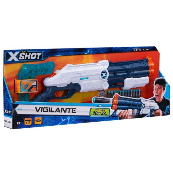 X SHOT VIGILANTE ALTRO Unisex 12+ Anni, 5-8 Anni, 8-12 Anni ALTRI