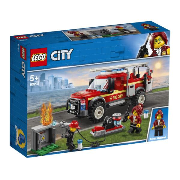 LEGO City Fuoristrada dei Vigili del Fuoco - 60231