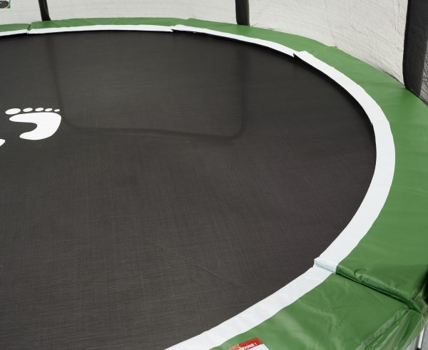 TRAMPOLINO MAXI 360CM CON SCALA - Sun&sport - Toys Center - SUN&SPORT - Set, Giochi e Attrezzature da esterno