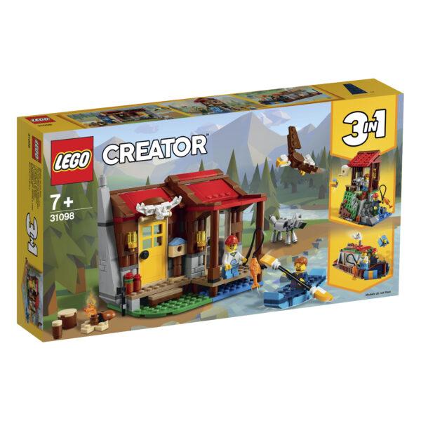 LEGO 31098 - Avventure all'aperto