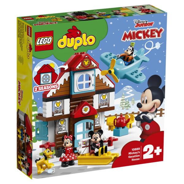 LEGO DUPLO La Casa delle vacanze di Topolino - 10889