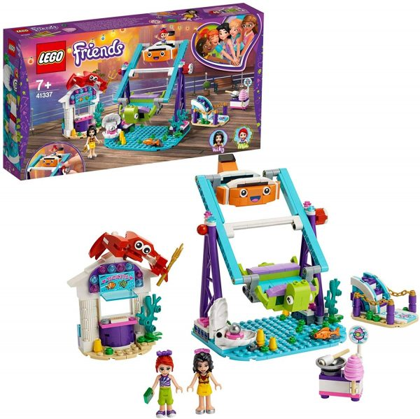 LEGO Friends Giostra sottomarina - 41337