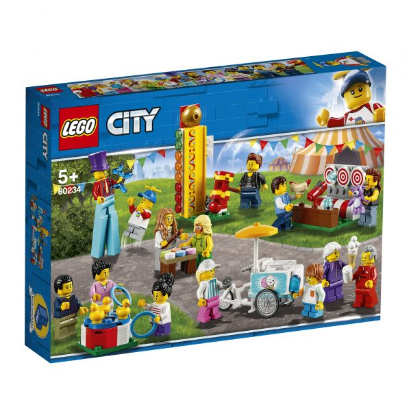LEGO City People Pack - Luna Park - 60234