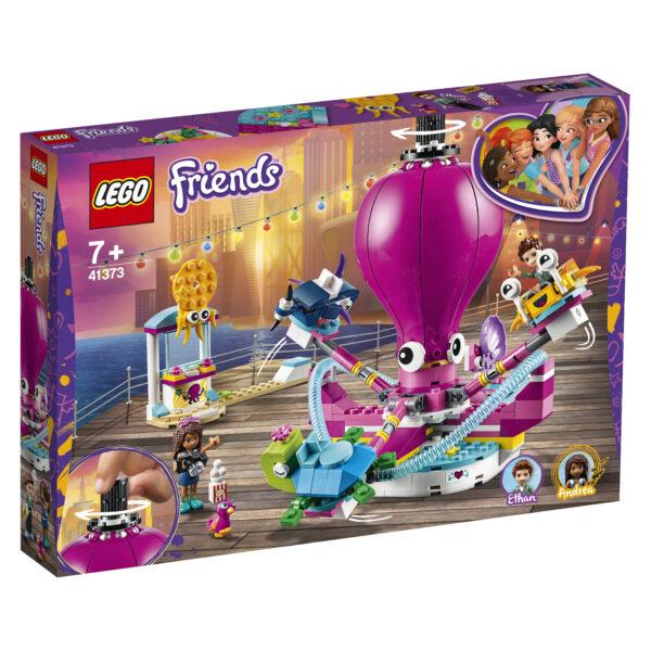 LEGO Friends La divertente giostra del polpo - 41373
