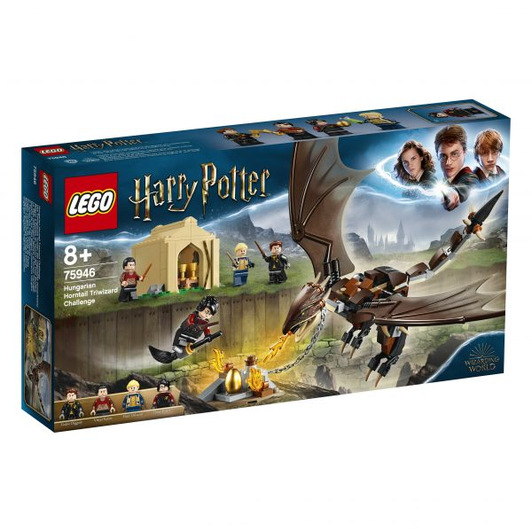 LEGO Harry Potter La sfida dell'Ungaro Spinato al Torneo Tremaghi - 75946 LEGO® Harry Potter™