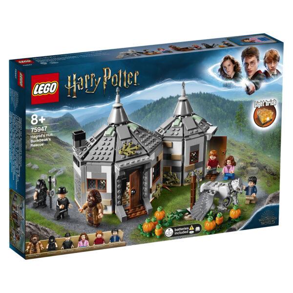 LEGO Harry Potter La Capanna di Hagrid: il salvataggio di Fierobecco - 75947 LEGO® Harry Potter™