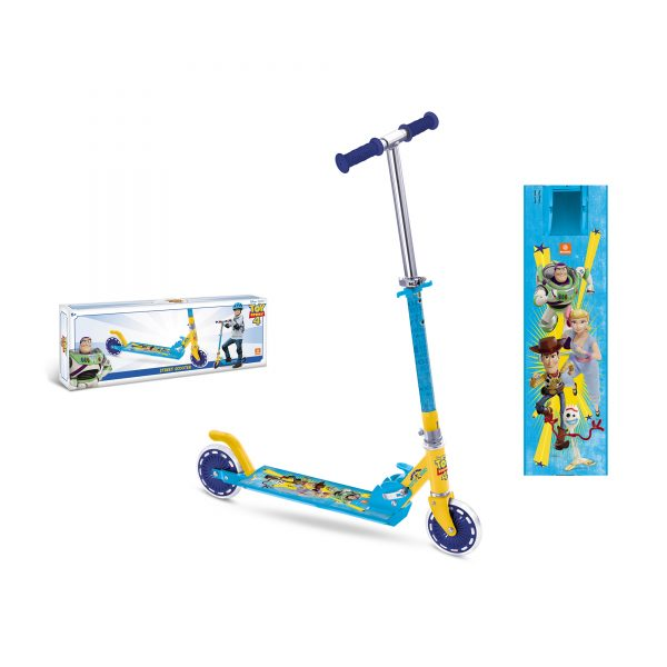 MONOPATTINO 2 RUOTE TOY STORY 4 - Disney - Toys Center - Disney - Pattini, skateboard e monopattini