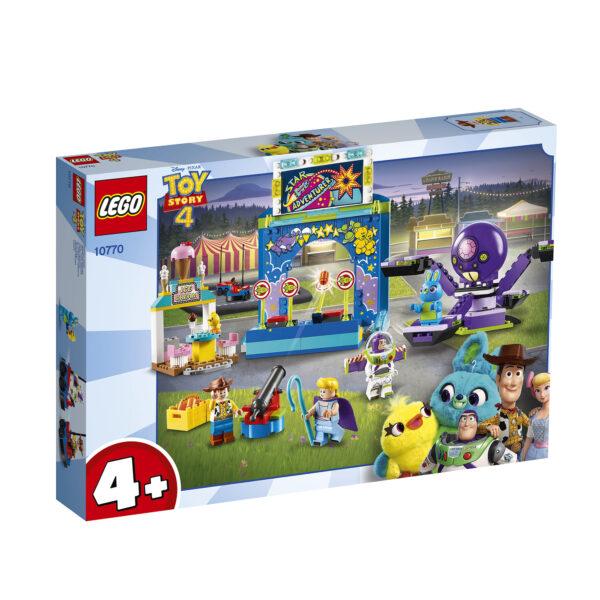 10770 - Buzz e Woody e la mania del carnevale! - Lego Juniors - Toys Center LEGO JUNIORS Unisex 12+ Anni, 3-5 Anni, 5-8 Anni, 8-12 Anni ALTRI