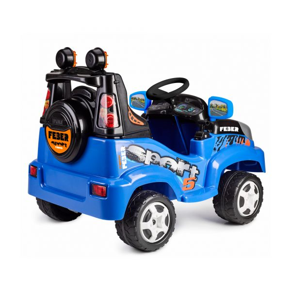 TT SPORT 6V - Feber - Toys Center - FEBER - Estate