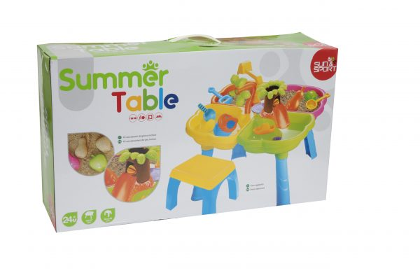 SUN & SPORT SUMMER TABLE - SUN&SPORT