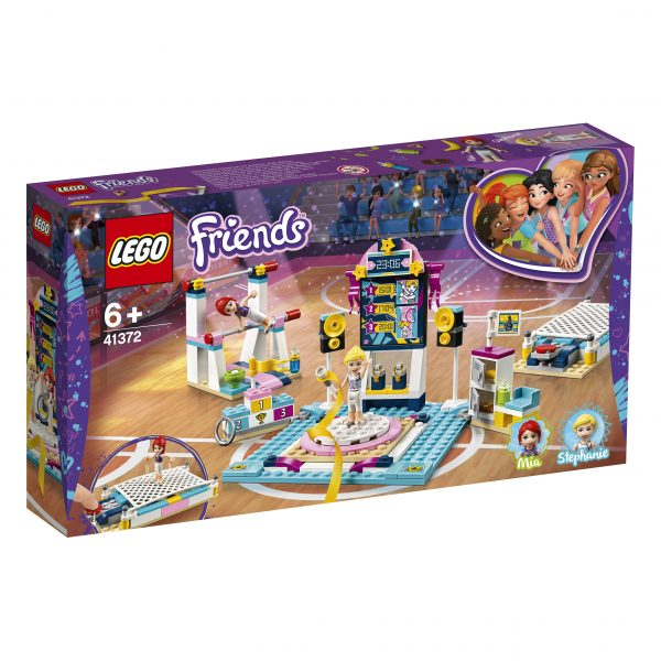 LEGO Friends L'esibizione di ginnastica di Stephanie