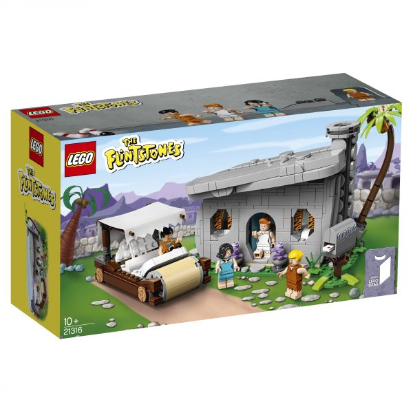LEGO 21316 - The Flintstones