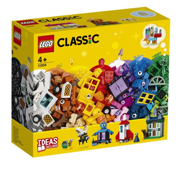 LEGO Classic Le finestre della creatività - 11004