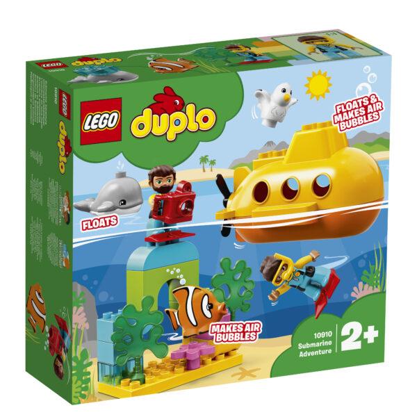 10910 - Avventura sottomarina LEGO DUPLO