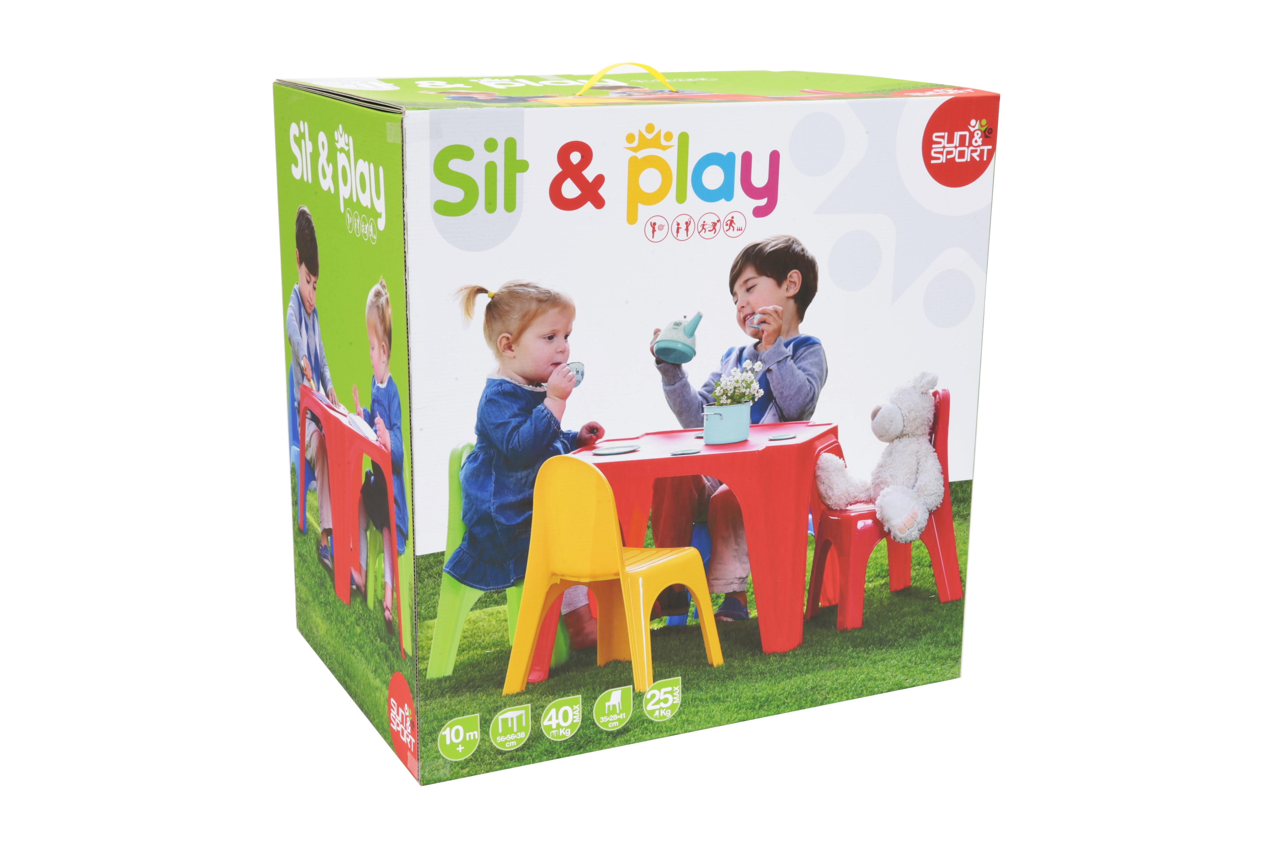 Sun & sport sit & play - SUN&SPORT