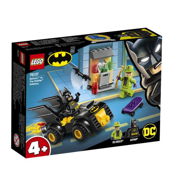 LEGO Batman e la rapina dell'Enigmista - 76137