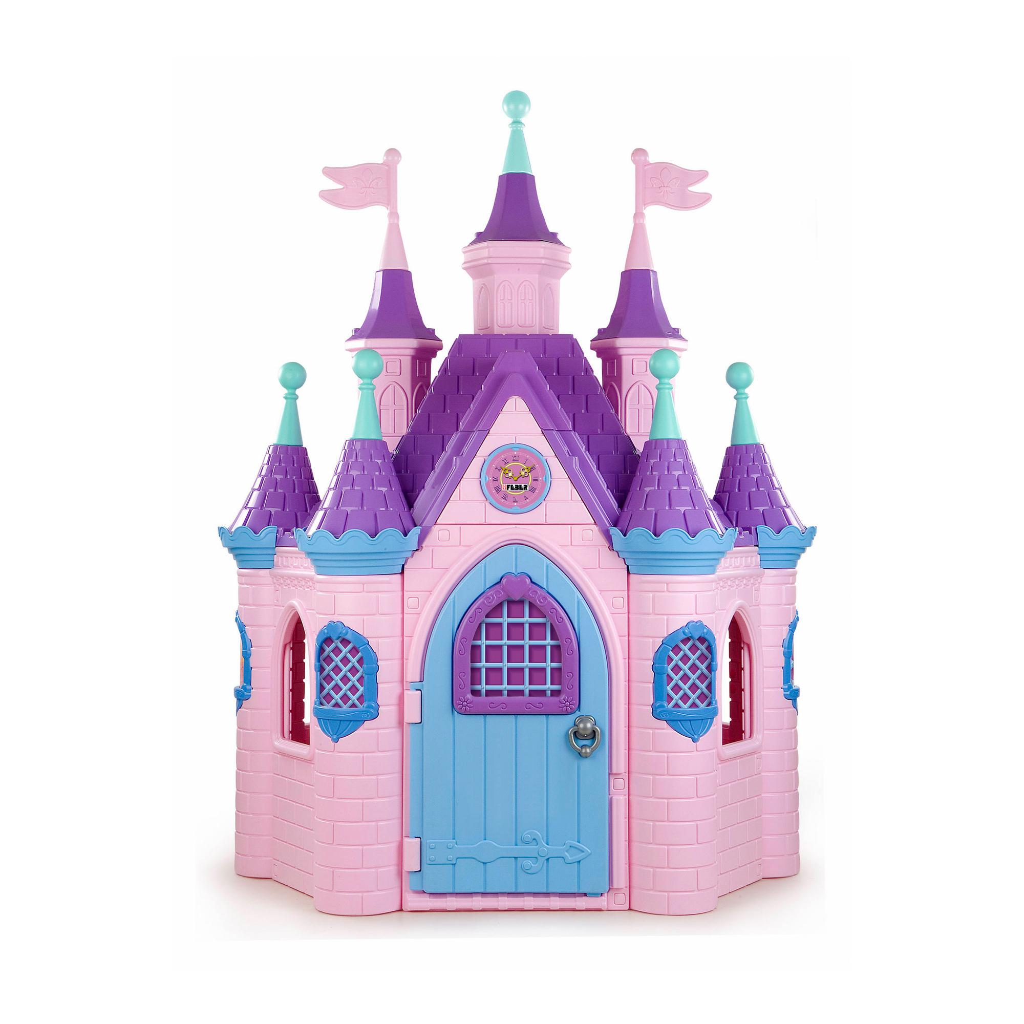 Letto A Castello Principesse.Super Castello Principesse Feber Toys Center