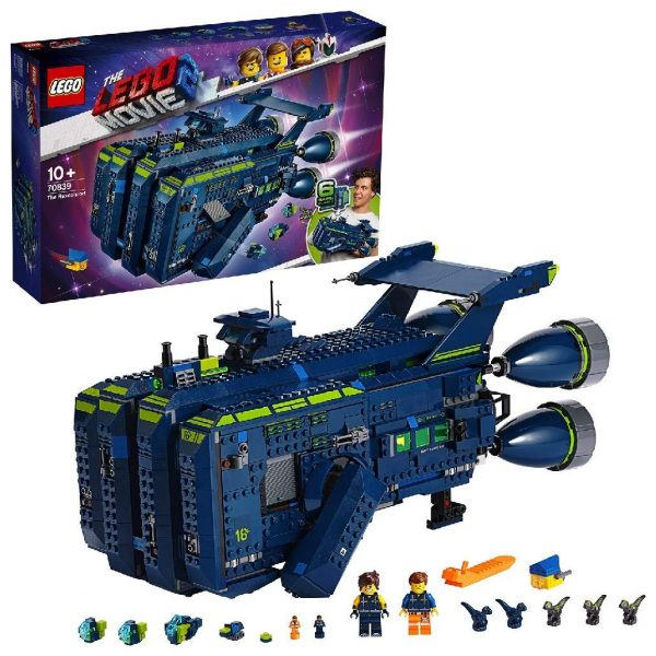 Lego Movie - Il Rexcelsior, 70839