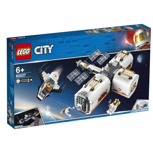 LEGO City Stazione spaziale lunare - 60227