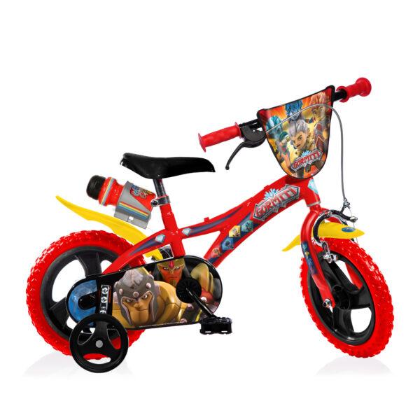 BICI 12 GORMITI 1 freno - Altro - Toys Center ALTRO Maschio 12-36 Mesi, 3-5 Anni, 5-8 Anni GORMITI