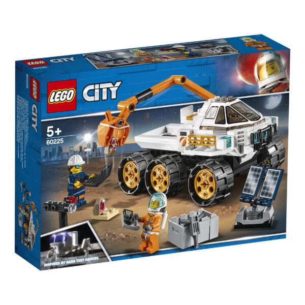 LEGO City Prova di guida del Rover - 60225