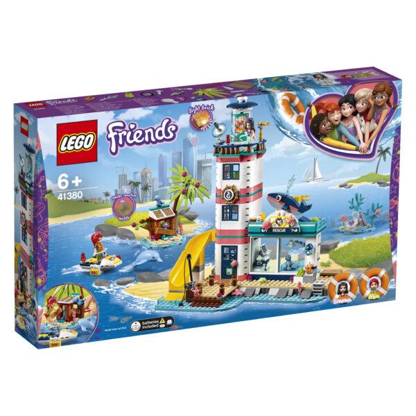 LEGO Friends Il faro centro di soccorso - 41380