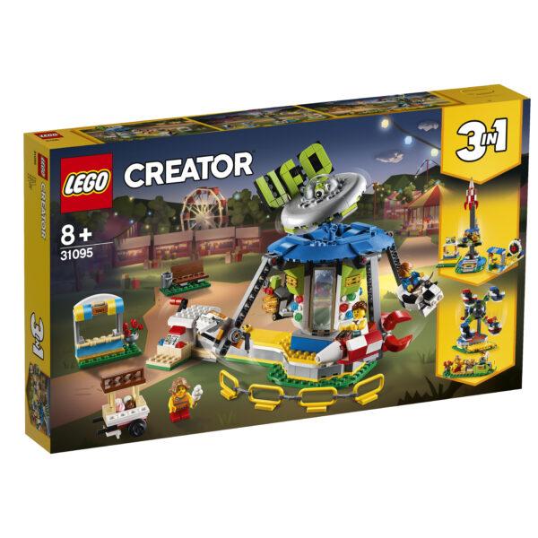 31095 - Giostra del luna park - LEGO Creator