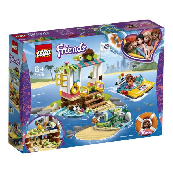 LEGO Friends La missione di soccorso delle tartarughe - 41376