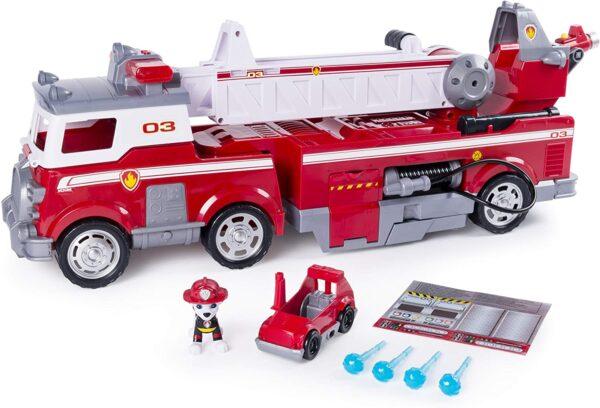 PAW PATROL Mega Camion dei Pompieri di Marshall ALTRO Unisex 12-36 Mesi, 12+ Anni, 3-5 Anni, 5-8 Anni, 8-12 Anni PAW PATROL