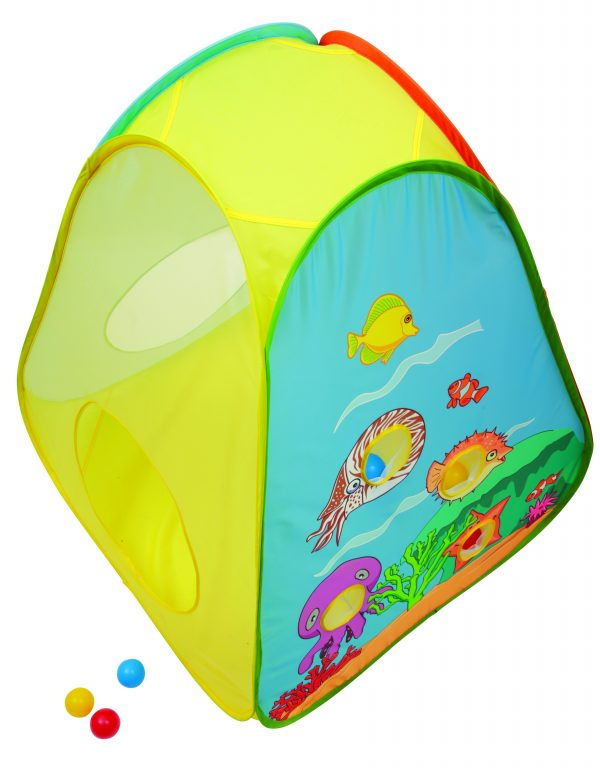 SUN & SPORT TENDA GIOCO POP-UP - SUN&SPORT - Altri giochi per l'infanzia