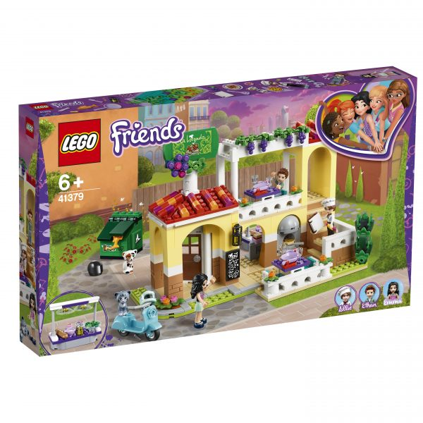 LEGO Friends Il Ristorante di Heartlake City - 41379