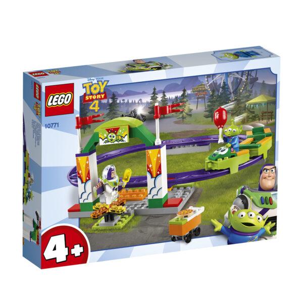 10771 - Ottovolante carnevalesco - Lego Juniors - Toys Center - LEGO JUNIORS - Costruzioni