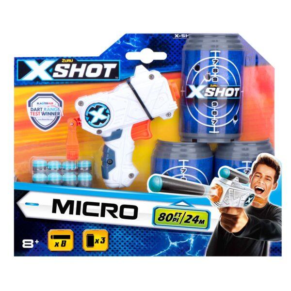 X-SHOT MICRO ALTRO Unisex 12+ Anni, 5-8 Anni, 8-12 Anni ALTRI