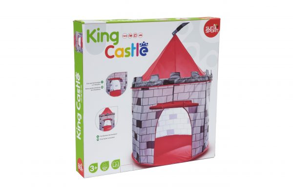 SUN & SPORT TENDA KING CASTLE SUN&SPORT Unisex 12-36 Mesi, 3-5 Anni, 5-8 Anni, 8-12 Anni ALTRI
