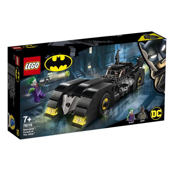 LEGO Batman Batmobile: inseguimento di Joker - 76119