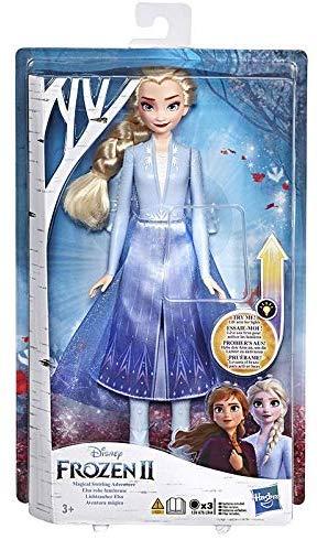 Disney Frozen - Bambole con vestito luminoso (assortite e vendute separatamente)