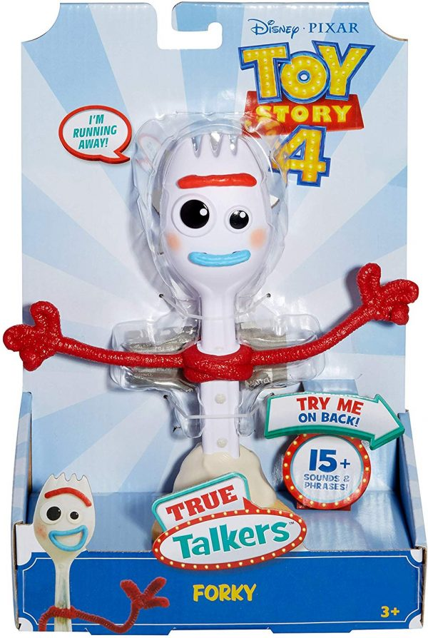 Toy Story 4 - Forky Personaggio Parlante