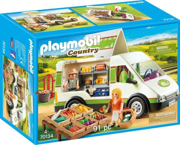 Playmobil 70134 - Furgone Mercato Bio