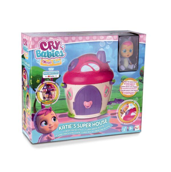 CRY BABIES MAGIC TEARS Casa Magica di Katie - CBMT - Bambolotti e accessori