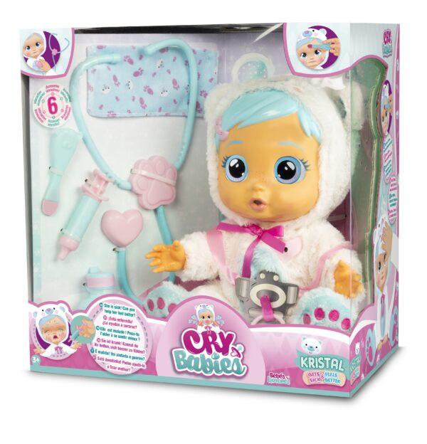 CRY BABIES Kristal la Cry Baby malatina CBMT