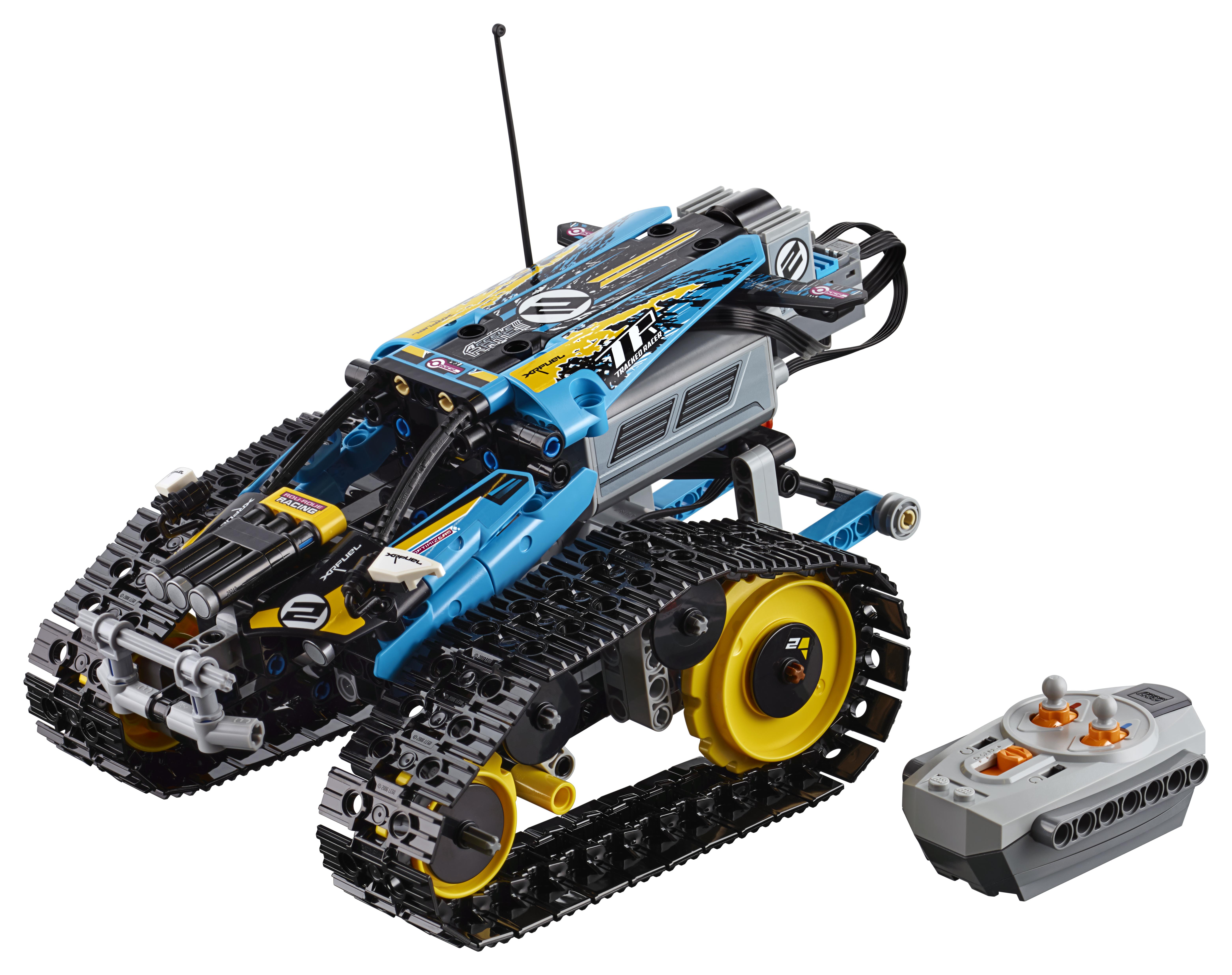 LEGO TECHNIC - Stunt Racer telecomandato 42095 - Toys Center