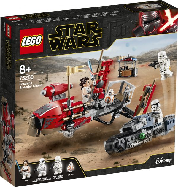 LEGO 75250 - Inseguimento sullo Speeder Pasaana LEGO® Star Wars™