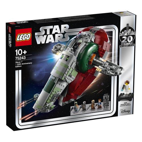 LEGO Star Wars Slave I – Edizione 20° Anniversario - 75243 Star Wars