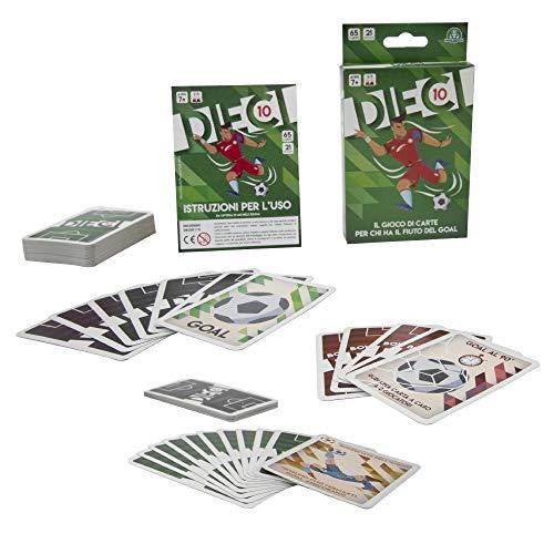 DIECI STARTER PACK  85 CARTE - Giochi da tavolo