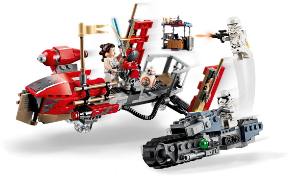 LEGO® Star Wars™  LEGO 75250 - Inseguimento sullo Speeder Pasaana